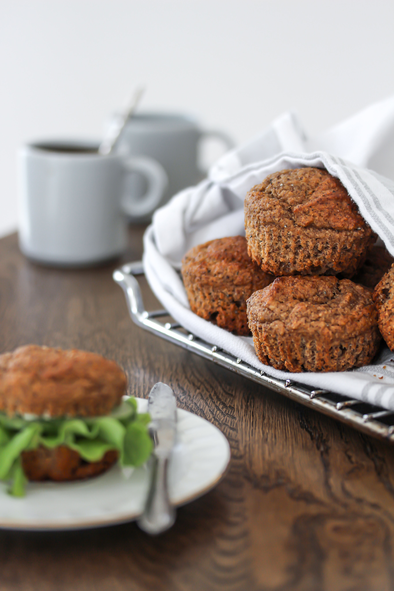 Muffinsfrallor med kanel – & kardemumma